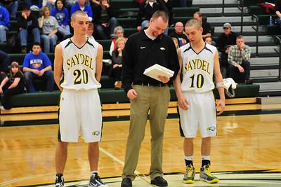 Boys Varsity Basketball-Bondurant 2010