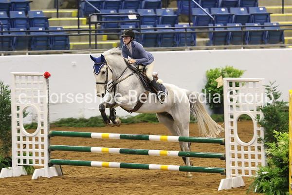 2021 Lexington Spring Premiere Horse Show - Thursday - Coliseum