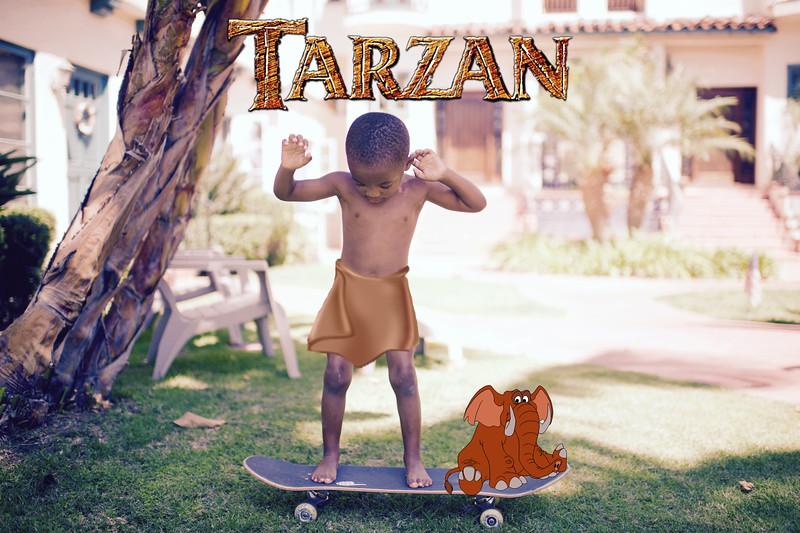 Little Tarzan