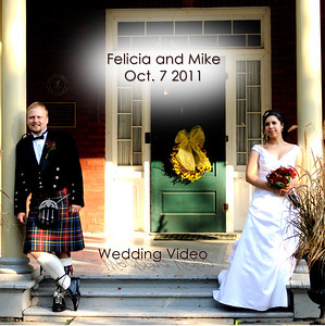 Felicia and Mike 2011