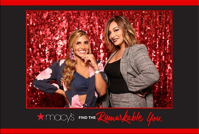 Macy's Remarkable You - Memorial City Mall - 9.22.2018