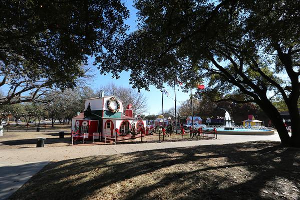 Santa's Village, Richardson, TX December 2012