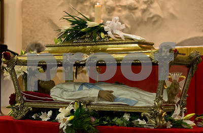 relics-of-youngest-canonized-saint-to-be-in-tyler-on-monday