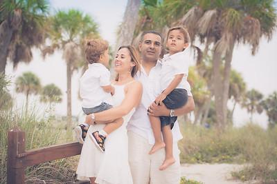 Familia Martin Mendoza