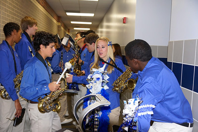 Homecoming Pep Rally 26 Oct 2012