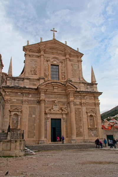 St. Ignatius Church, Dubrovnik, Croatia