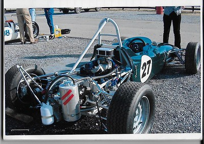 Macon MR7 chassis 105