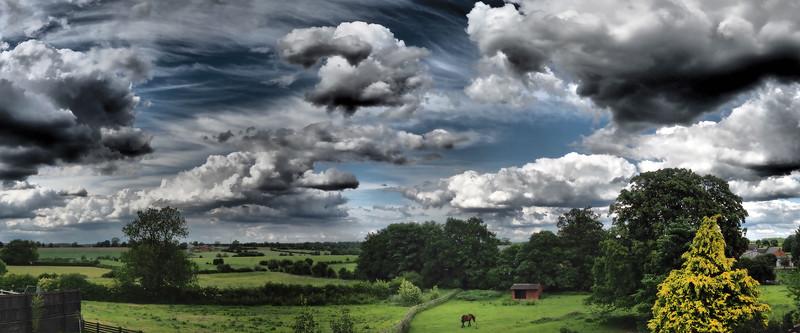 Stormy Panorama