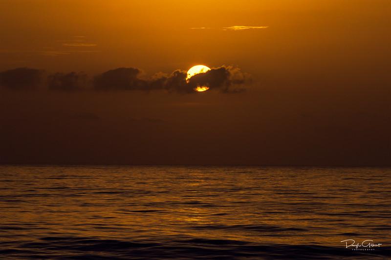 Sunrise Over Archie Carr