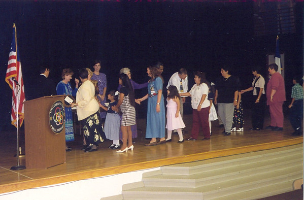 October 1999 Recognized Students Event