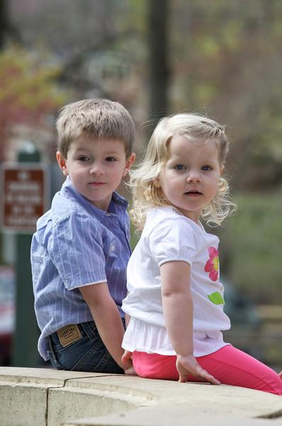 Rachel's kiddies April 2013