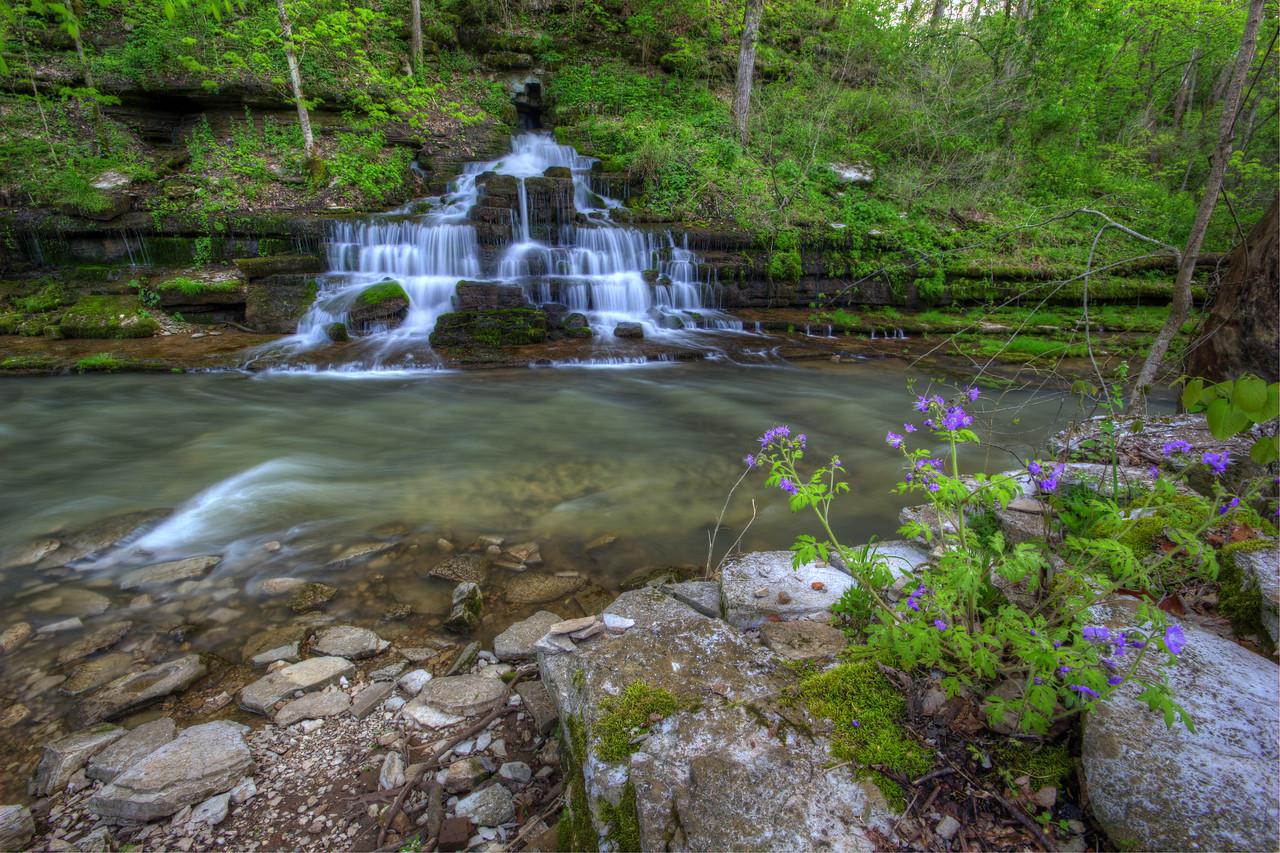 Shawnee Run Falls