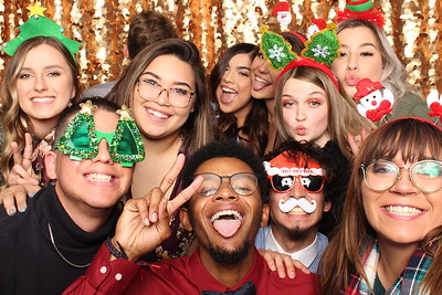 Dutch Bros West Valley Holiday Party 2019