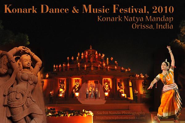Konark Dance & Music Festival, Feb 2010