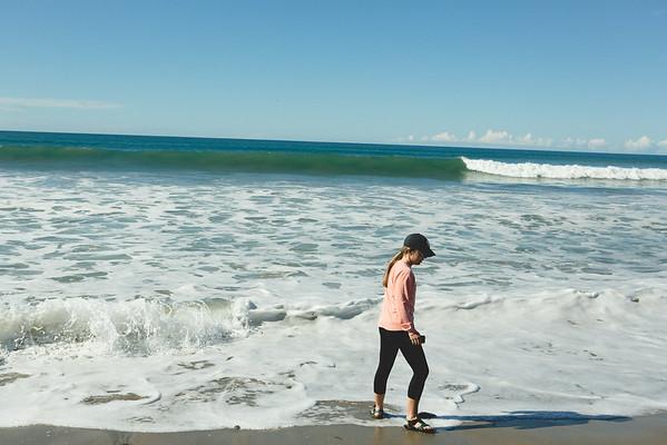 San Onofre Beach Hike 3.3.15