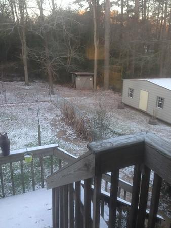 Snow 07 Jan 2017