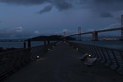 Pier 14 - Night