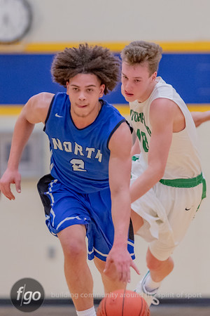 3-13-19 Litchfield v Minneapolis North Boys Basketball