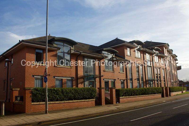 1 to 25 Thursfield Court: New Crane Street