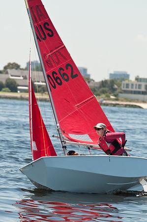 AUS Mirror Nationals 2011/12