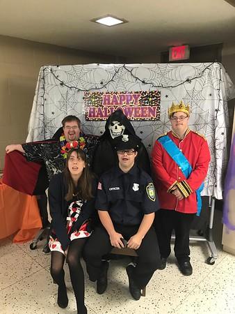 Halloween Dance 2018