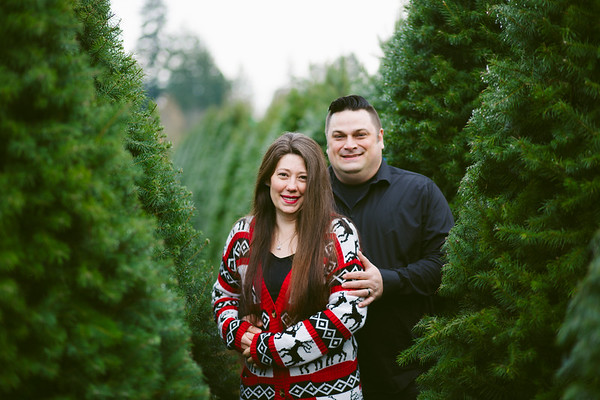 John & Michelle | McMenomy's Highland Tree Farm