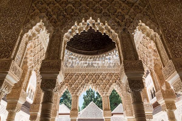 Spain   Malaga, Caminito del Rey & Granada