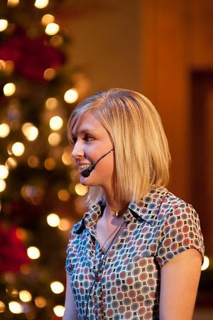 2009 Britt Christmas Program