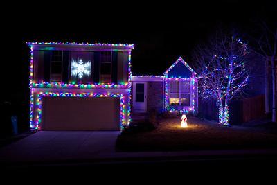 xmas lights 2012