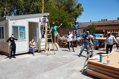 AAi Emergency Housing Build | June 2020