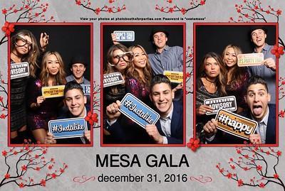 Mesa Gala