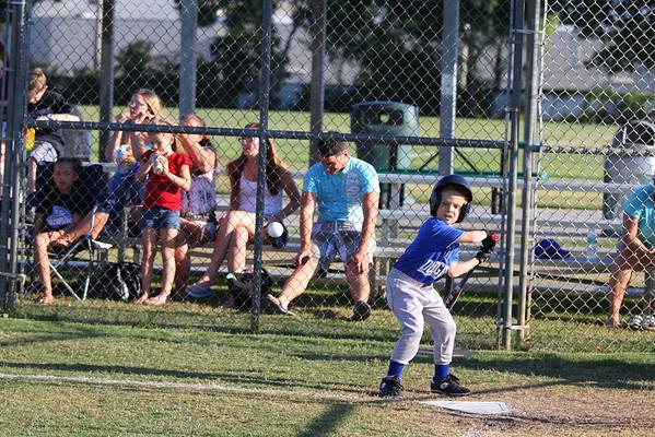 Dodgers Batting