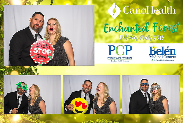 Enchanted Forest Holiday Party 2019