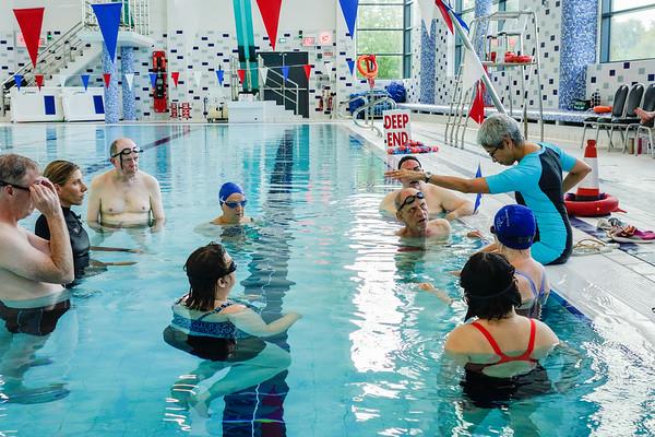 2018 Summer A. Fairley Swim Pics
