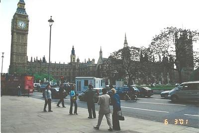 2001-06-03 - London