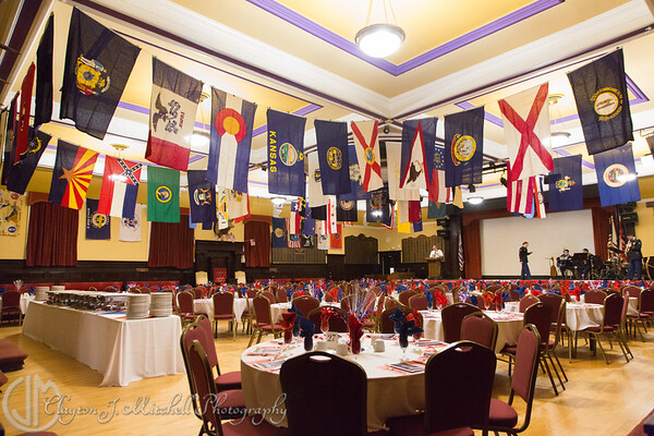 Alameda Elks Lodge Veterans Day Dinner 2019