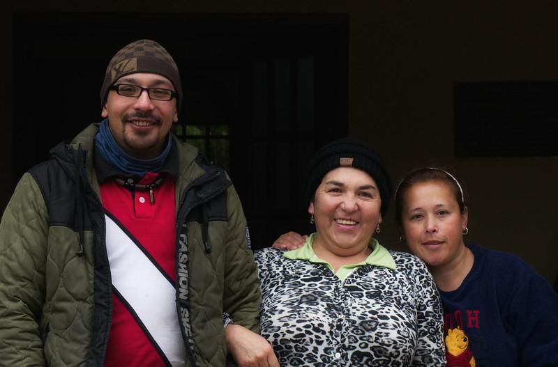 Great staff at Chingaza Lodge