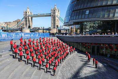 City Year UK Opening Day Ceremony 2019