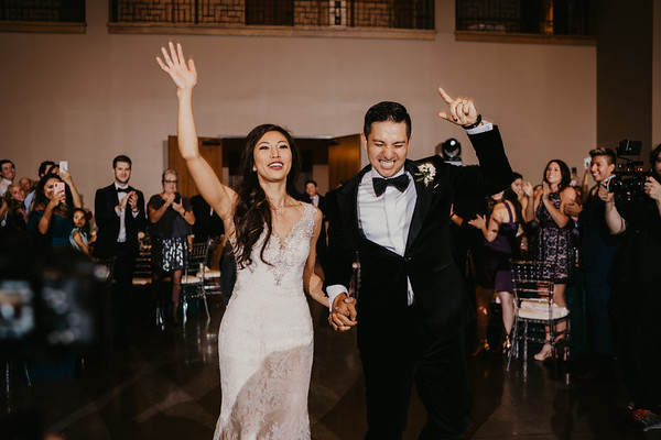 Kathy & Khalil Wedding