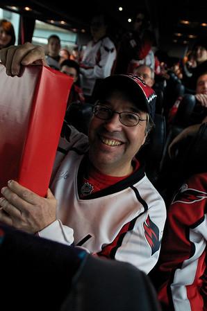 Caps @ Flyers (1/7)  (December 20, 2008)