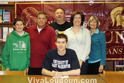 College Signing: Broad Run Class of 2011