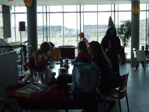 2008 Geminikamp Dag 1 vertrek