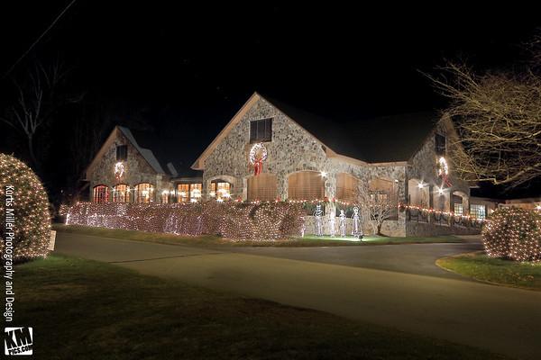 DIllard House Lights 2012