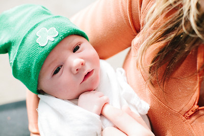 Newborn Frankie