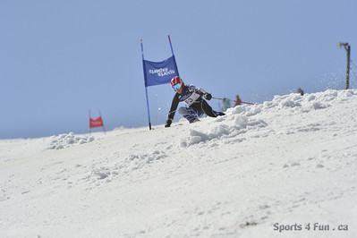 FIS Stoneham - Giant Slalom, Men CAN - 3/30/2013 PM