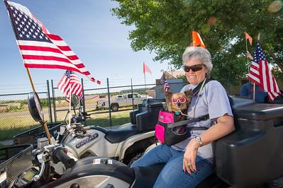 Apache County ATV Parade
