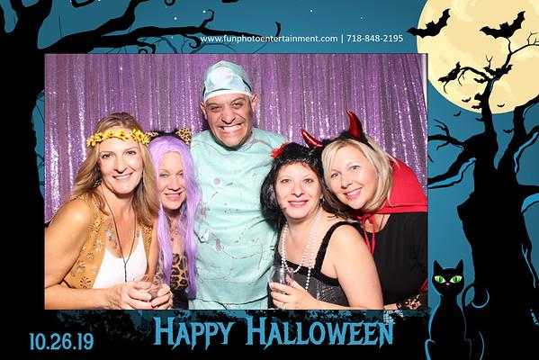 Eric's Halloween Party