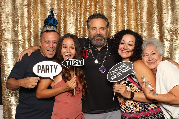 Tom's 50th Birthday Party