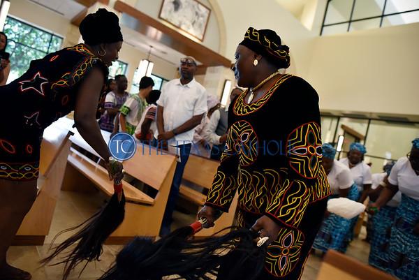 St. Jude Allen African Mass