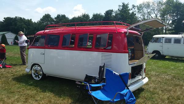 BUG-A-FAIR VW Car Show